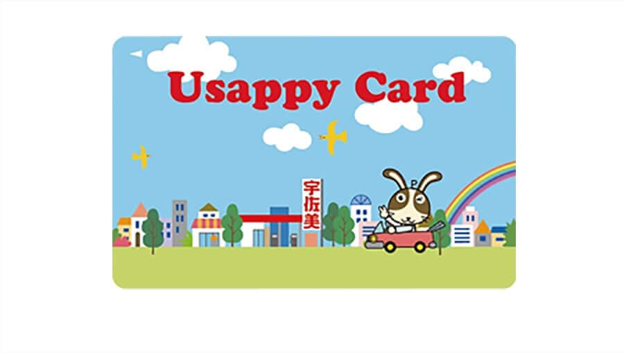 Usappy Card